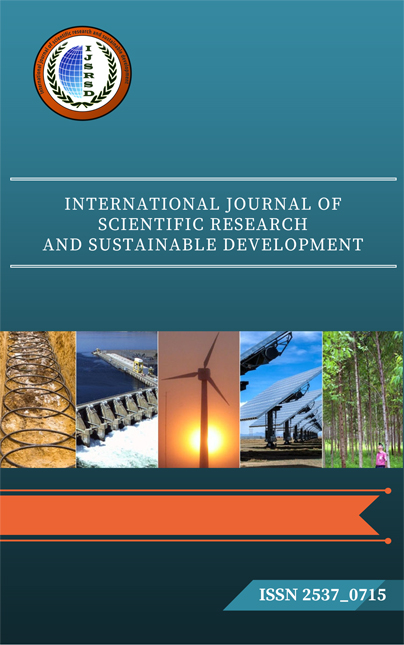 International Journal of Sustainable Development and Science